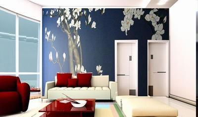 南昌喷绘墙体广告,南昌喷绘墙体广告公司,南昌室内手绘